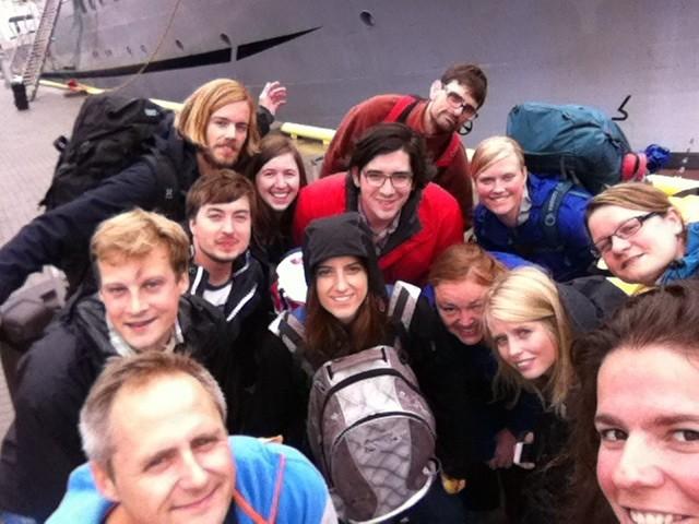 Selfie_Tromso